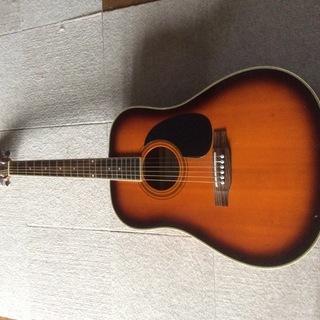 ギター 、スタッフォードSF-200D/BSお譲りします