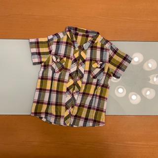 【COMME CA ISM KIDS】半袖シャツ 90cm