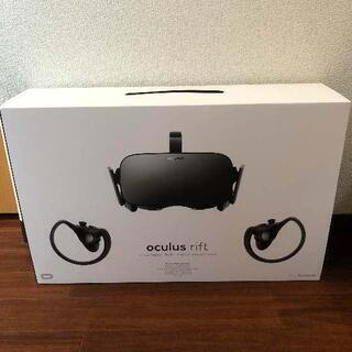 Oculus rift【中古】