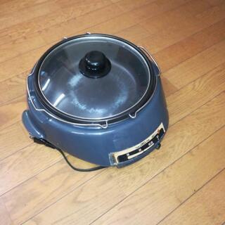 ホットプレート グリル鍋