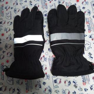 裏起毛付き紳士用手袋大きいサイズ未使用品✨