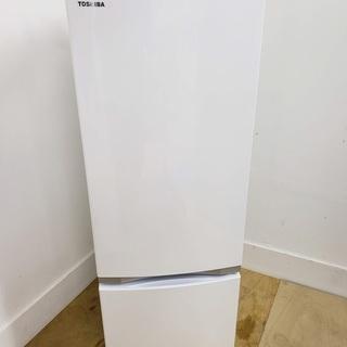 TOSHIBA冷蔵庫 170L 2019年製 東京 神奈川 格安配送