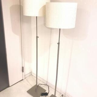 IKEA  フロアランプ 1本