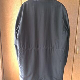 メンズコート(インナー付き) ブラック