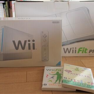 Wii Fitセット