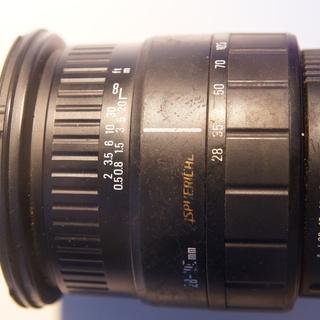 シグマ ズームレンズ  28-105mm F2.8-4.0 ペン...
