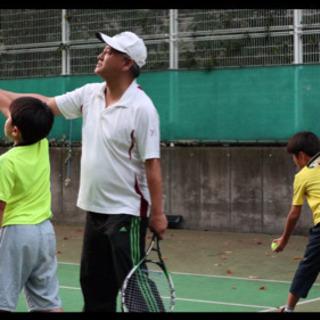 硬式テニスレッスン 初回 体験2時間 500円  さいたま市中央区