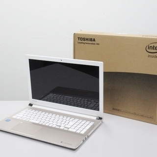 展示品 東芝 dynabook T45 T45/GG PT45G...
