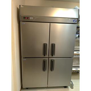 <美品>パナソニック 業務用冷蔵冷凍庫4ドア