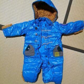 【美品】BRANSHES ベビー ジャンプスーツ