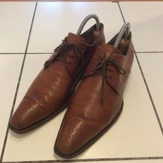 ANTONIO MAURIZI イタリア製 ビジネスシューズ 革靴