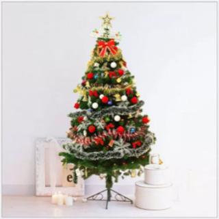 クリスマスツリー 180㎝ オーナメント多数