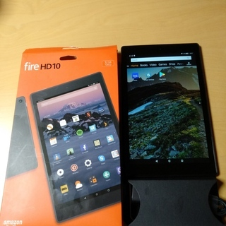 新品 Amazon fire HD 10 Google Play...