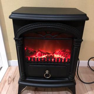 ニトリ 暖炉型ヒーター