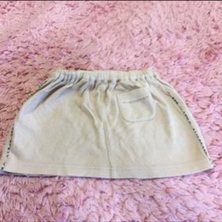 バーバリー  ベビー 80cm スカート