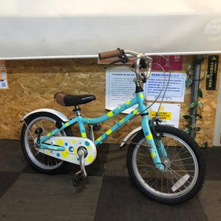 子供用16インチ自転車 コーダブルーム