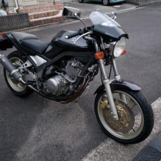 大人のバイクSRX600