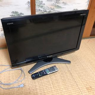 シャープ 26V型 液晶 テレビ AQUOS LC-26E7-B...