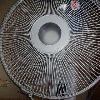 壁掛け扇風機 東芝製 F-AWS80