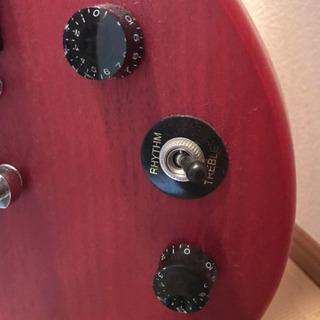 ギターと替えの弦