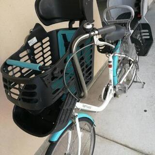 3人乗り自転車 ママチャリ 非電動