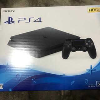 新品 未開封 保証付 プレイステーション4 PS4
