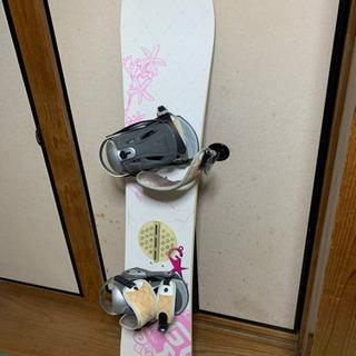中古スノーボード