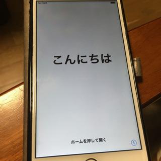 iPhone6Plus ゴールド 64GB au