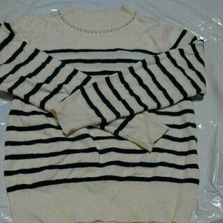 レトロガール セーター(*´ω`*)