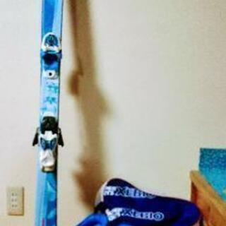 スキー板、スキーブーツ売ります