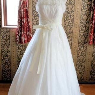 サイズ調節可能!!ウェディングドレス