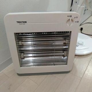 【お取引確定済み】 セラミックヒーター TEKNOS ES-K710