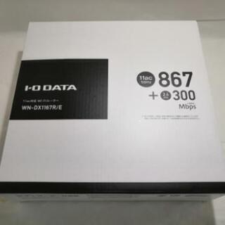 アイオーデータ Wi-Fiルータ WN-DX1167R/E