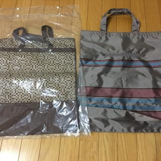 2個セット500円‼️→200円に値下げ可能です。ショッピングバッグ