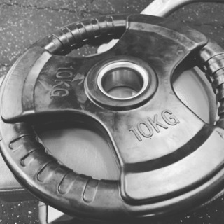 50mm  ラバープレート 計50kg