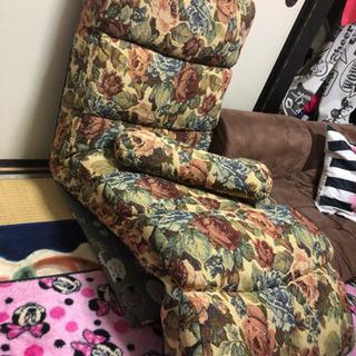 大きめの座椅子です!