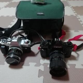 Canonフィルムカメラセット