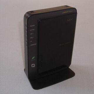 【商談中】無線LAN親機 NEC (IEEE 802.11n/a...