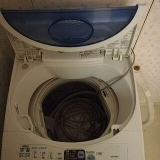 貰って下さい洗濯機