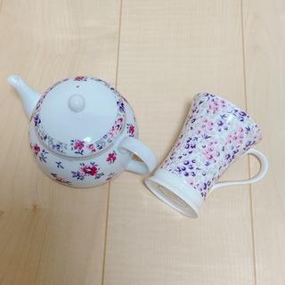 《新品》ローラアシュレイ 茶器セット