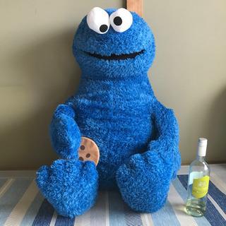 クッキーモンスター ぬいぐるみ 特大