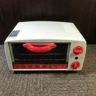 2018年製 オーブントースター OVT-9L 正方形タイプ