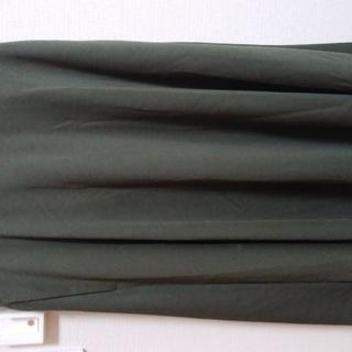 GU ポンチフレアスカート
