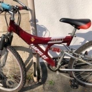 マウンテンバイク IMPULSE 2000 AX