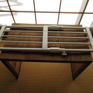 自在[約57~75cm]突っ張り棚