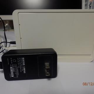 1000G USBハードディスク