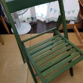 椅子 中古 折り畳み式