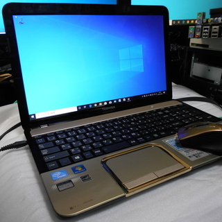 ノートパソコン 東芝 Dynabook T552 Windows...