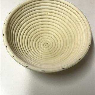 パン用バヌトン発酵かご φ190