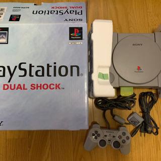 PlayStation 懐かしいゲーム機